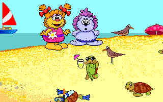 Children's Software Screen Shot
