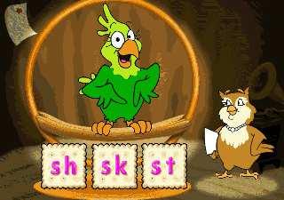 SuperKids Software Review of Reader Rabbits 1st Grade