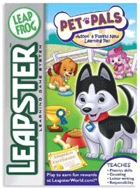 SuperKids Software Review of LeapFrog Leapster Learning