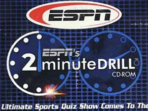 Superkids Software Review Of Espn S Two Minute Drill
